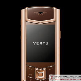 Vertu Mới Signature DESIGN PURE CHOCOLATE RED GOLD 2016 02