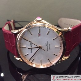 EMPORIO Armani Red Leather Swiss made - 01