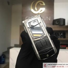 Vertu cũ Ayxta Black Alligator 02