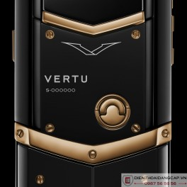Vertu mới Signature RED GOLD ULTIMATE BLACK 2016 2