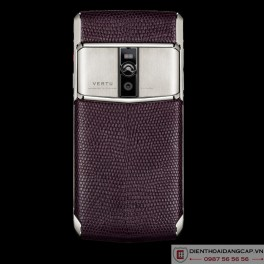 Vertu mới New Signature Touch GRAPE LIZARD 2016 2