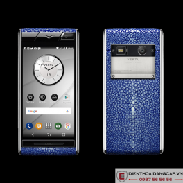 Vertu mới Aster STINGRAY BLUE 2016 5