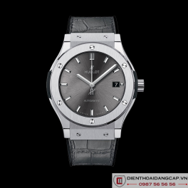 HUBLOT Classic Fusion Automatic Black Dial Titanium 42mm 542.NX.7170.LR -05
