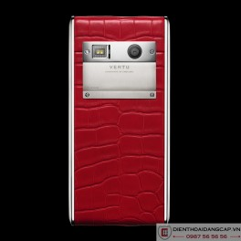 Vertu mới Aster DIAMONDS RED ALLIGATOR 2016 2
