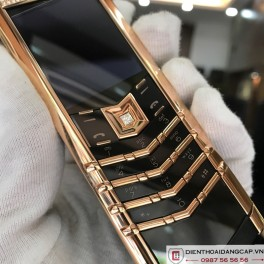Vertu Signature S DESIGN ROSE GOLD DIAMONDS 02