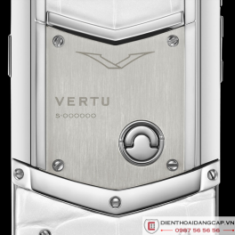 Vertu mới Signature WHITE MOTHER OF PEARL 2016 02