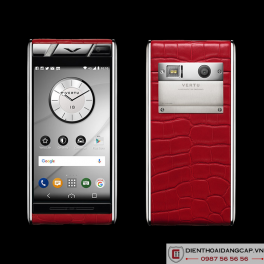 Vertu mới Aster DIAMONDS RED ALLIGATOR 2016 5