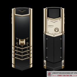 Vertu cũ  Signature S Yellow Gold 05