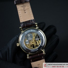 POLJOT Russian Mechanical Watch Skeletons - 04