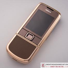 Nokia 8800 Vàng hồng da nâu chính hãng 02