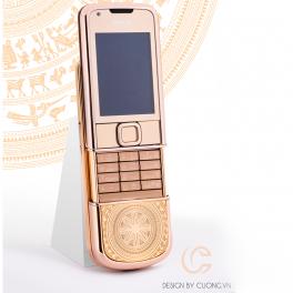 Nokia 8800 Vàng hồng Mặt Trời Đông Sơn 01
