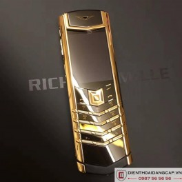 Vertu cũ  Signature S Yellow Gold 01