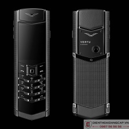 Vertu mới Signature CLOUS DE PARIS PURE BLACK 2016 5