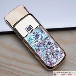 Nokia 8800 Vàng hồng long phụng chính hãng 03