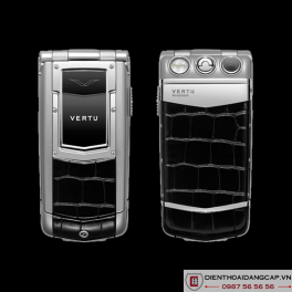 Vertu cũ Ayxta Black Alligator 01