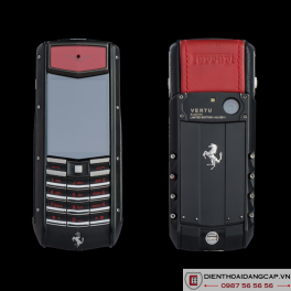 Vertu cũ Ascent Ti Ferrari Limited 01