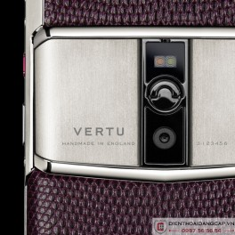 Vertu mới New Signature Touch GRAPE LIZARD 2016 4