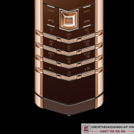Vertu Mới Signature DESIGN PURE CHOCOLATE RED GOLD 2016 04