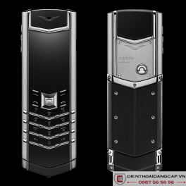 Vertu cũ Signature S Stainless Steel 01