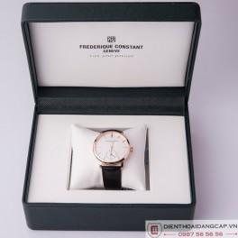 FREDERIQUE CONSTANT Men's FC-710V4S4 Slimline Rose Gold 02