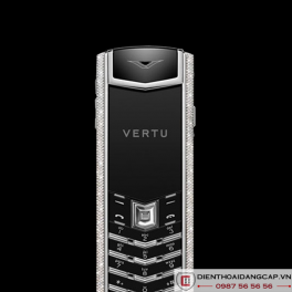 Vertu mới Signature S WHITE GOLD DIAMOND 2016 02