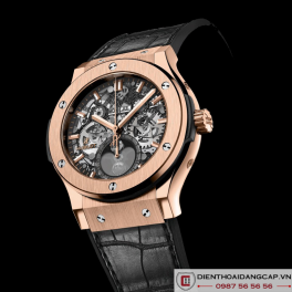 Hublot Classic Fusion Aerofusion Moonphase King Gold 04