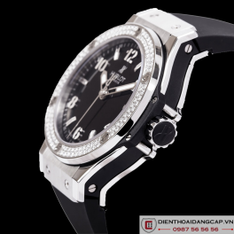 Hublot Big Bang Steel Diamonds 02