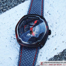 DIETRICH OT2 on Black Nylon Strap 04
