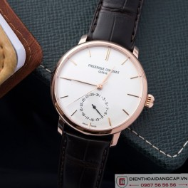 FREDERIQUE CONSTANT Men's FC-710V4S4 Slimline Rose Gold 01