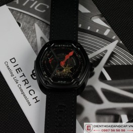 DIETRICH OT2 on Black Nylon Strap 03