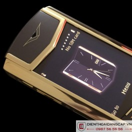 Vertu Mới Signature GOLD DRAGON 2016 03