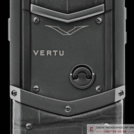 Vertu mới Signature ZIRCONIUM ALLIGATOR 2016 2