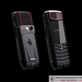 Vertu cũ Ascent Ti FERRARI NERO LIMITED 04