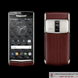 Vertu mới New Signature Touch GARNET CALF 2016