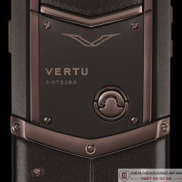 Vertu mới Signature PURE CHOCOLATE 2016 2