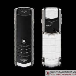 Vertu Mới Signature S FOR BENTLEY WHITE ALLIGATOR 2015 01