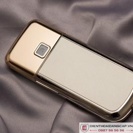 Nokia 8800 Vàng hồng da trắng 4Gb nguyên bản chính hãng 02