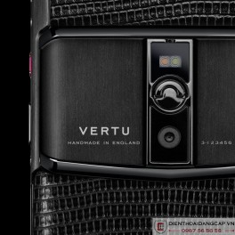 Vertu mới New Signature Touch PURE JET LIZARD 2016 4