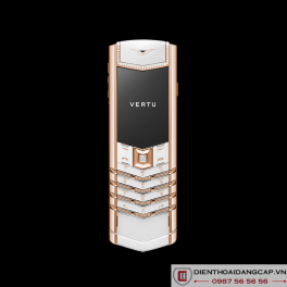 Vertu Mới Signature WHITE RED GOLD DIAMONDS 2016 02