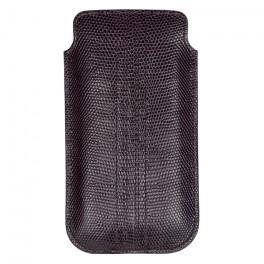 Bao da thằn lằn trượt màu đen dành cho New Signature Touch