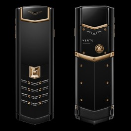 Vertu mới Signature RED GOLD ULTIMATE BLACK 2016