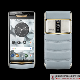 Vertu mới New Signature Touch SKY BLUE 2016