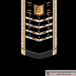 Vertu cũ Signature S Gold Diamond 03