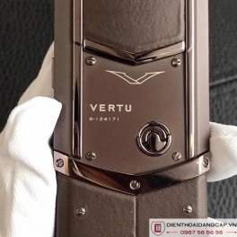 Vertu cũ Signature Pure Chocolate 05