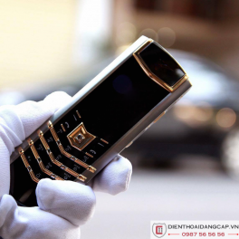 Vertu cũ Signature S Yellow Gold Mixed Metal 02