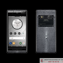 Vertu mới Aster STINGRAY BLACK 2016 5