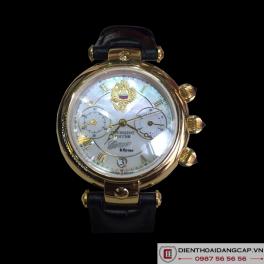 POLJOT PRESIDENT Putin Chronograph Blue Sapphire Limited Edition 05