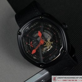 DIETRICH OT2 on Black Nylon Strap  02
