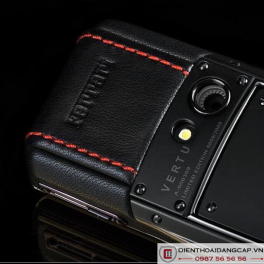 Vertu cũ Ascent Ti FERRARI NERO LIMITED 03