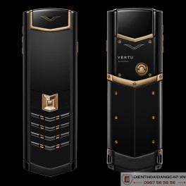 Vertu mới Signature RED GOLD ULTIMATE BLACK 2016 4